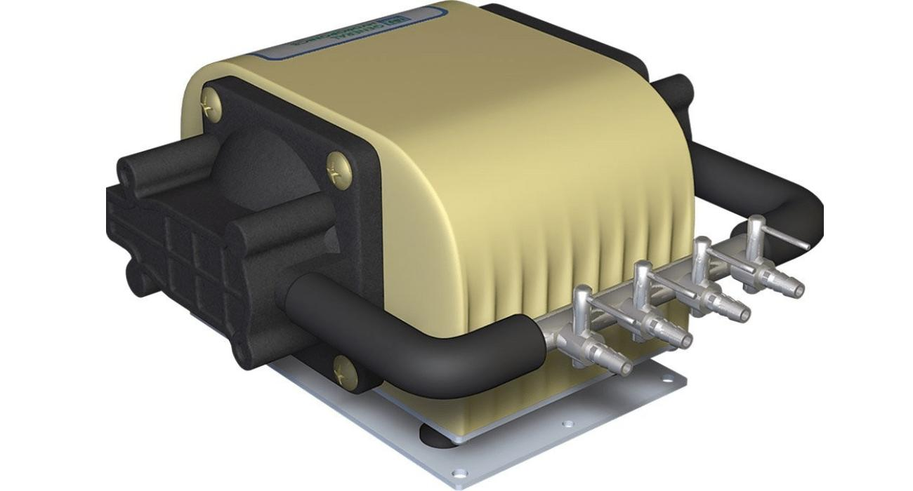 The GH Dual Diaphragm Air Pump